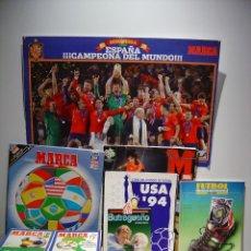 Coleccionismo deportivo: LOTE 24 REVISTAS DEPORTIVAS: MARCA, AS, DON BALON, SPORT Y OTRAS. Lote 129460736