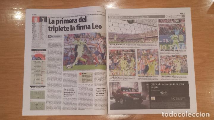 Coleccionismo deportivo: Mundo Deportivo [18 de mayo de 2015][Número 30.204][Barça, campeón de Liga 2014/15 en el Calderón] - Foto 4 - 85835620
