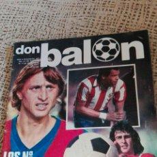 Coleccionismo deportivo: REVISTA DON BALON AÑOIII,NUMERO 107. Lote 86013788