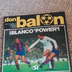 Coleccionismo deportivo: REVISTA DON BALON AÑOIII,NUMERO113. Lote 86014048