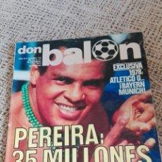 Coleccionismo deportivo: REVISTA DON BALON AÑOIII,NUMERO114. Lote 86014160