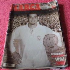 Coleccionismo deportivo: MARCA CENTENARIO REAL MADRID-1902-2002. Lote 86166692