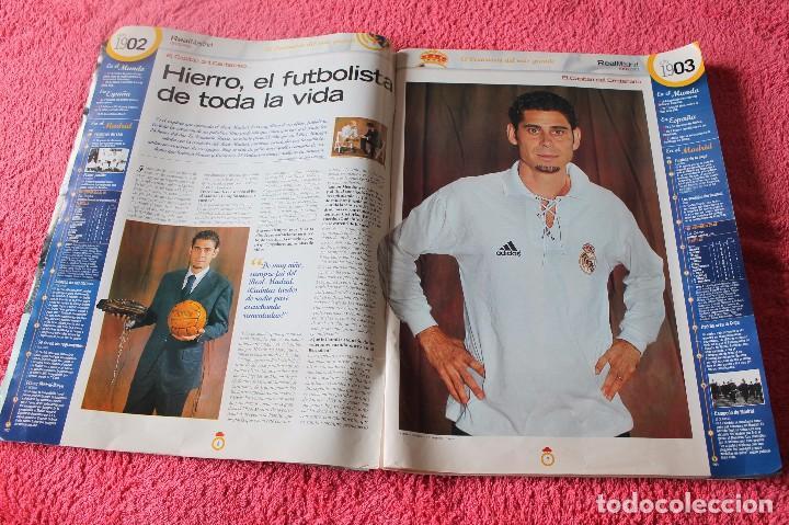 Coleccionismo deportivo: MARCA CENTENARIO REAL MADRID-1902-2002 - Foto 4 - 86166692