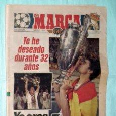 Coleccionismo deportivo: DIARIO MARCA 1998 - REAL MADRID-JUVENTUS CHAMPIONS LEAGUE - LA SÉPTIMA. Lote 86328704