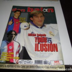 Coleccionismo deportivo: REVISTA DE FUTBOL DON BALON Nº 1241 POSTER RAYO . Lote 86491328