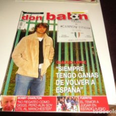 Coleccionismo deportivo: REVISTA DE FUTBOL DON BALON Nº 1421. Lote 86491580