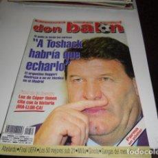Coleccionismo deportivo: REVISTA DE FUTBOL DON BALON Nº 1231 POSTER PARMA . Lote 115063438