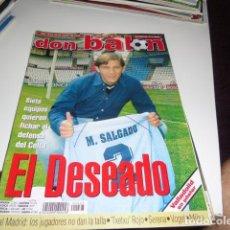 Coleccionismo deportivo: REVISTA DE FUTBOL DON BALON Nº 1227 POSTER VALLADOLID . Lote 115064103