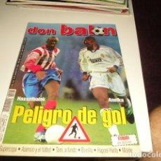 Coleccionismo deportivo: REVISTA DE FUTBOL DON BALON Nº 1243 POSTER FINIDI . Lote 115064272