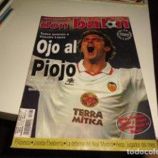 Coleccionismo deportivo: REVISTA DE FUTBOL DON BALON Nº 1221 OJO AL PIOJO . Lote 115064579