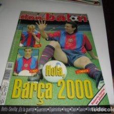 Coleccionismo deportivo: REVISTA DE FUTBOL DON BALON Nº 1235 POSTER ROBERTO CARLOS . Lote 111286918