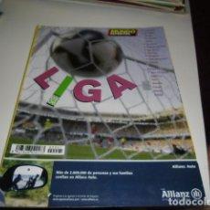 Collezionismo sportivo: REVISTA DE FUTBOL EXTRA LIGA 2005 2006 MUNDO DEPORTIVO 05 06. Lote 86493184