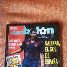 Coleccionismo deportivo: DON BALON 733 EDICION ESPECIAL. Lote 86521488