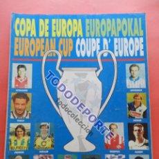 Coleccionismo deportivo: REVISTA EXTRA COPAS EUROPEAS 1995-1996 GUIA DON BALON COPA DE EUROPA 95/96 CHAMPIONS LEAGUE GUIDE. Lote 86612244