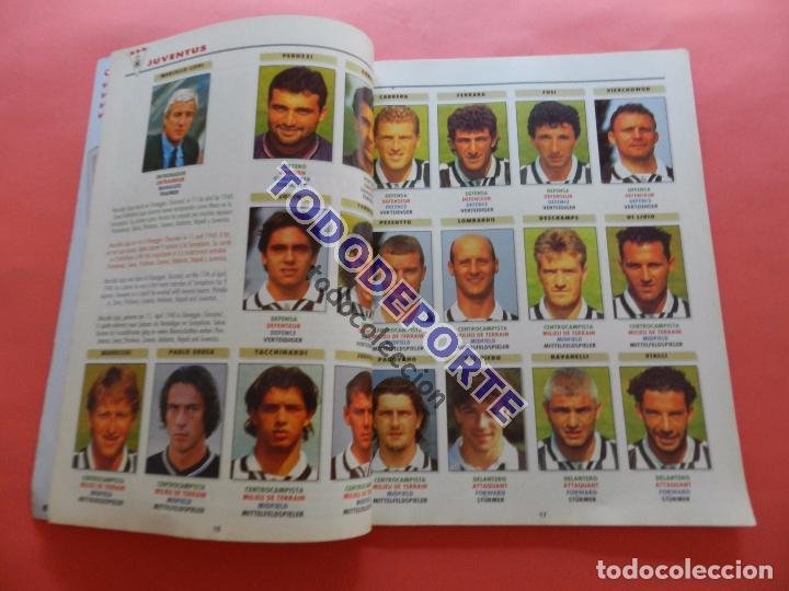 Coleccionismo deportivo: REVISTA EXTRA COPAS EUROPEAS 1995-1996 GUIA DON BALON COPA DE EUROPA 95/96 CHAMPIONS LEAGUE GUIDE - Foto 2 - 86612244