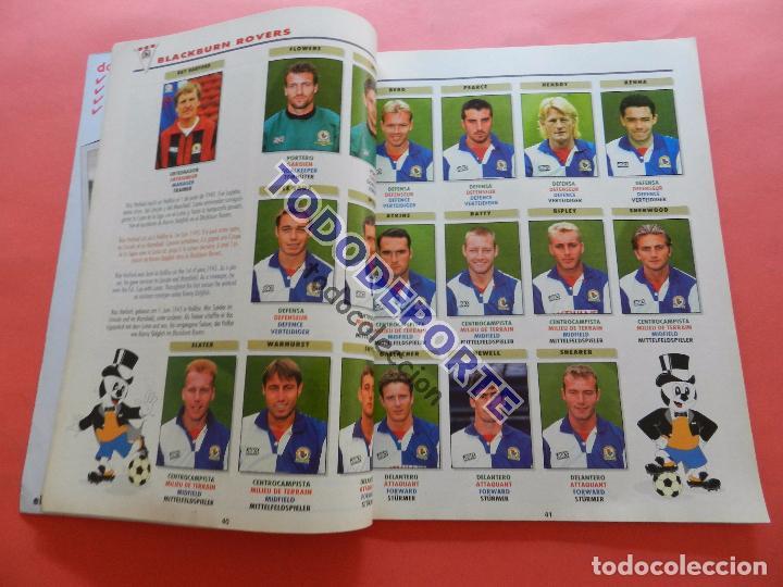 Coleccionismo deportivo: REVISTA EXTRA COPAS EUROPEAS 1995-1996 GUIA DON BALON COPA DE EUROPA 95/96 CHAMPIONS LEAGUE GUIDE - Foto 4 - 86612244