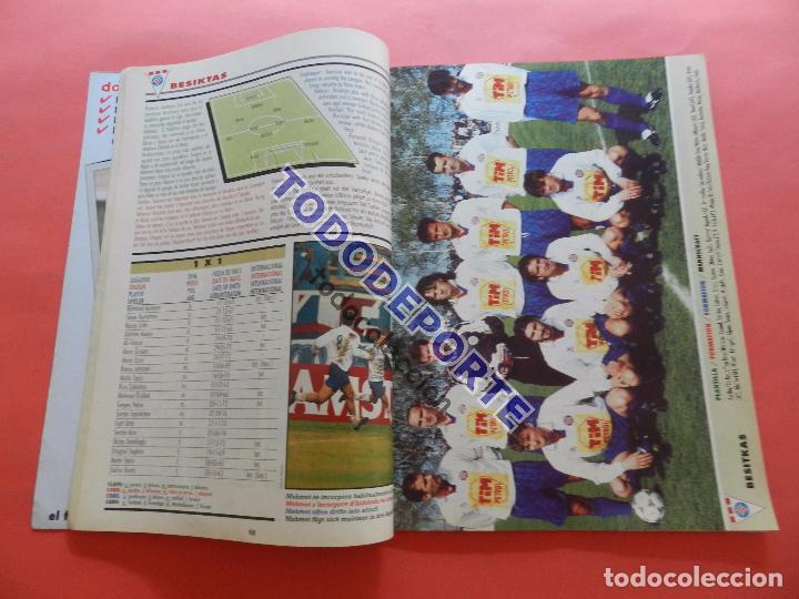 Coleccionismo deportivo: REVISTA EXTRA COPAS EUROPEAS 1995-1996 GUIA DON BALON COPA DE EUROPA 95/96 CHAMPIONS LEAGUE GUIDE - Foto 5 - 86612244