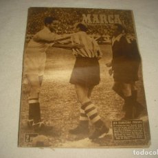 Coleccionismo deportivo: MARCA , SEMANARIO GRAFICO DE LOS DEPORTES . N° 334, ABRIL 1949. Lote 86795476