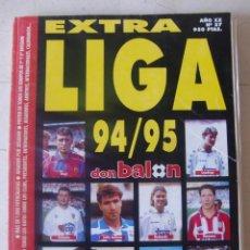 Coleccionismo deportivo: REVISTA DON BALON EXTRA LIGA Nº 27 TEMPORADA 94 95 1994 1995. Lote 86906240