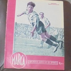 Coleccionismo deportivo: REVISTA DEPORTIVA MARCA. 10 ABRIL 1945. Nº 124. AÑO IV. PORTUGUES, DEPORTIVO DE LA CORUÑA. Lote 86920976