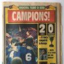 Coleccionismo deportivo: DIARIO SPORT. Nº 3417. 11 MAYO 1989. CAMPIONS! RECOPA. BERNA. FUTBOL CLUB BARCELONA.. Lote 87048220