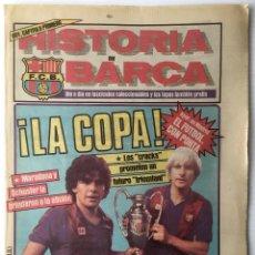 Coleccionismo deportivo: DIARIO SPORT. Nº 1299. 1 JULIO 1983. ¡LA COPA!. HISTORIA DEL BARÇA. FUTBOL CLUB BARCELONA. Lote 87084304