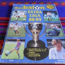 Coleccionismo deportivo: BUEN PRECIO. DON BALÓN EXTRA LIGA 88 89 1988 1989. Nº 16. 500 PTS. . Lote 87132480