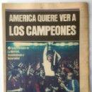 Coleccionismo deportivo: DIARIO SPORT. Nº 888. 14 MAYO 1982. AMERICA QUIERE VER A LOS CAMPEONES. BARÇA. F. C. BARCELONA. Lote 87248156