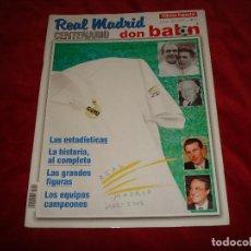 Coleccionismo deportivo: R.MADRID DON BALON CENTENARIO . Lote 87266848