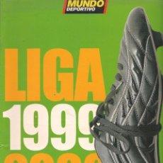 Coleccionismo deportivo: LIGA 1999 - 2000. Lote 87335320