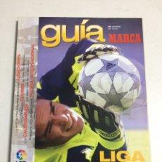 Coleccionismo deportivo: GUÍA MARCA LIGA 2002. Lote 95763956