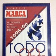 Coleccionismo deportivo: ANUARIO MARCA DEL DEPORTE 1995-96. Lote 88619447