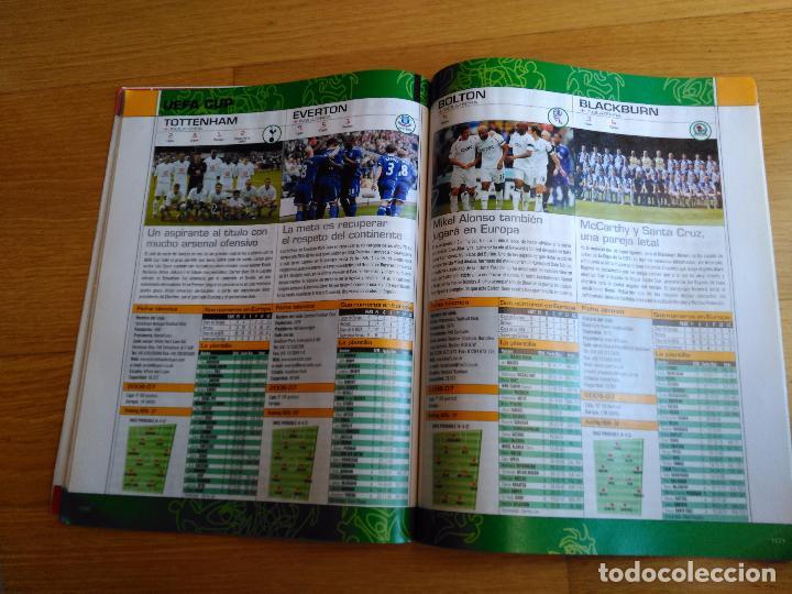 Coleccionismo deportivo: REVISTA DON BALON EXTRA COPAS EUROPEAS NUMERO 100 AÑO 2007 2008 07 08 - Foto 3 - 88893928