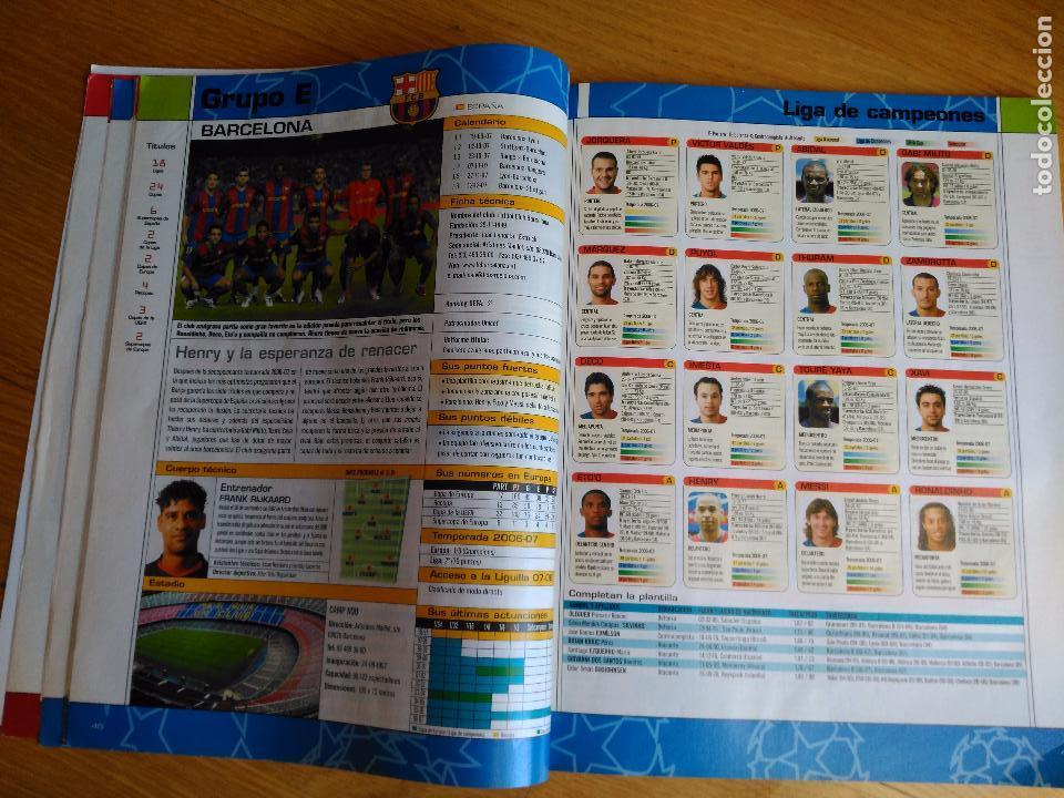 Coleccionismo deportivo: REVISTA DON BALON EXTRA COPAS EUROPEAS NUMERO 100 AÑO 2007 2008 07 08 - Foto 5 - 88893928