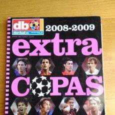 Colecionismo desportivo: REVISTA DON BALON EXTRA COPAS EUROPEAS NUMERO 108 AÑO 2008 2009 08 09. Lote 88894116