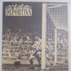 Coleccionismo deportivo - PERIÓDICO VIDA DEPORTIVA. AÑO VIII. NÚMERO 296. MARTES 15 DE MAYO 1951. 16 PAGINAS. 38,5X28,5 CM - 90703355