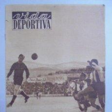 Coleccionismo deportivo - PERIÓDICO VIDA DEPORTIVA. AÑO VIII. NÚMERO 287. MARTES 13 DE MARZO 1951. 16 PAGINAS. 38,5X28,5 CM - 90703915