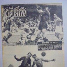 Coleccionismo deportivo: PERIÓDICO VIDA DEPORTIVA. AÑO VII. NÚMERO 271. MARTES 14 DE MAYO 1950. 16 PAGINAS. 38,5X28,5 CM. Lote 90705830