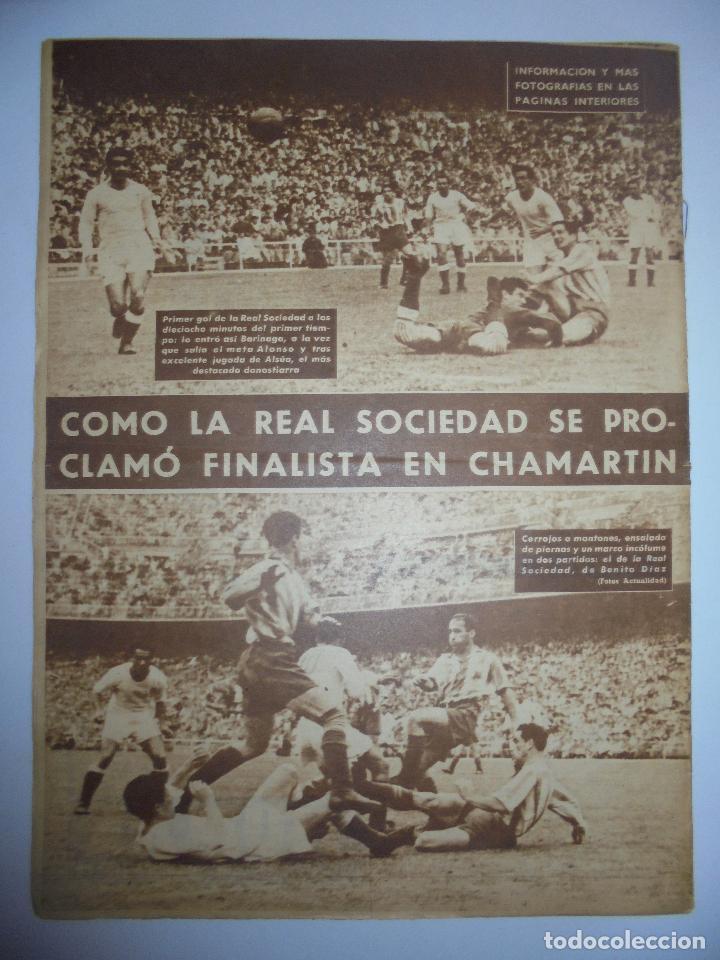 Coleccionismo deportivo: PERIÓDICO VIDA DEPORTIVA. AÑO VIII. NÚMERO 297. MARTES 22 DE MAYO 1951. 16 PAGINAS. 38,5X28,5 CM - Foto 2 - 90708420