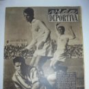 Coleccionismo deportivo: PERIÓDICO VIDA DEPORTIVA. AÑO V. NÚMERO 162. MARTES 12 OCTUBRE 1948. 16 PAGINAS. 38,5X28,5 CM. Lote 90930640
