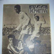 Coleccionismo deportivo - PERIÓDICO VIDA DEPORTIVA. AÑO V. NÚMERO 162. MARTES 12 OCTUBRE 1948. 16 PAGINAS. 38,5X28,5 CM - 90930640