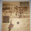 Coleccionismo deportivo: PERIÓDICO VIDA DEPORTIVA. AÑO X. NÚMERO 405. LUNES 15 JUNIO 1953. 38,5X28,5 CM. Lote 90930760