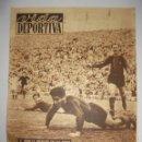 Coleccionismo deportivo: PERIÓDICO VIDA DEPORTIVA. AÑO VII. NÚMERO 274. MARTES 5 DICIEMBRE 1950. 16 PAGINAS. 38,5X28,5 CM. Lote 90930995