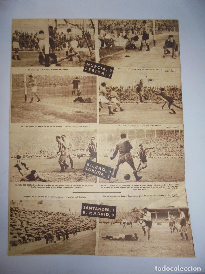 Coleccionismo deportivo: PERIÓDICO VIDA DEPORTIVA. AÑO VII. NÚMERO 274. MARTES 5 DICIEMBRE 1950. 16 PAGINAS. 38,5X28,5 CM - Foto 2 - 90930995
