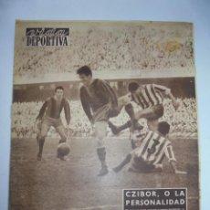 Coleccionismo deportivo - PERIÓDICO VIDA DEPORTIVA. AÑO XVI. NÚMERO 701. LUNES, 23 DE FEBRERO 1959. 16 PAGINAS. 38,5X28,5 CM - 90931780