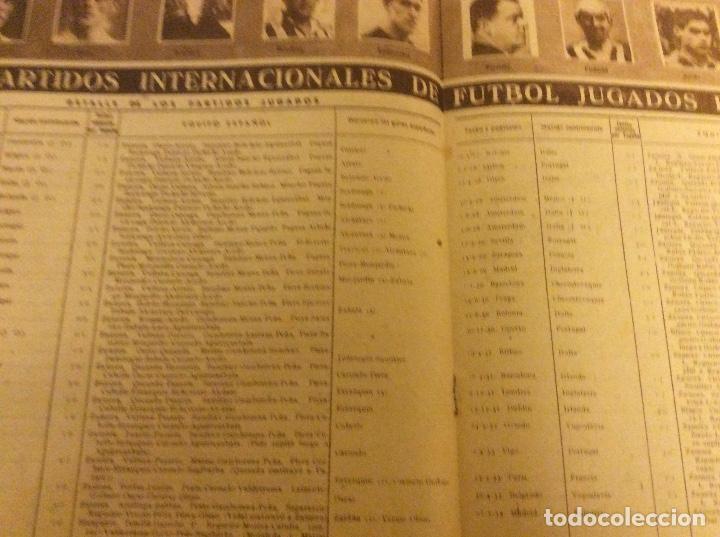 Coleccionismo deportivo: SEMANARIO MARCA . JUNIO 1950. ESPAÑA 3 -EEUU 1. - Foto 4 - 91761060
