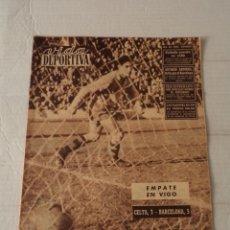 Coleccionismo deportivo: VIDA DEPORTIVA Nº 374 - KUBALA - APUESTAS DEPORTIVAS - LUIS ROMERO. Lote 92042660