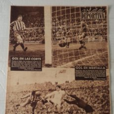 Coleccionismo deportivo: VIDA DEPORTIVA Nº 388 - KUBALA FIRMÓ - PERCY BASSET. Lote 92043000