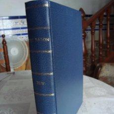 Coleccionismo deportivo: LIBRO TAPAS DURAS 16 REVISTAS DON BALON 1990. Lote 92071438