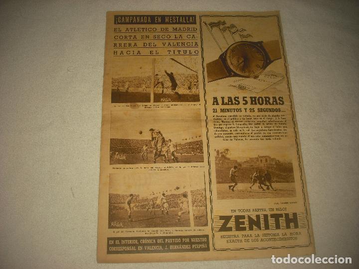 Coleccionismo deportivo: VIDA DEPORTIVA N° 396 ABRIL 1953 . DESPUES DEL GRAN TRIUNFO - Foto 2 - 92941160